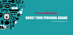 Boost your Personal Brand